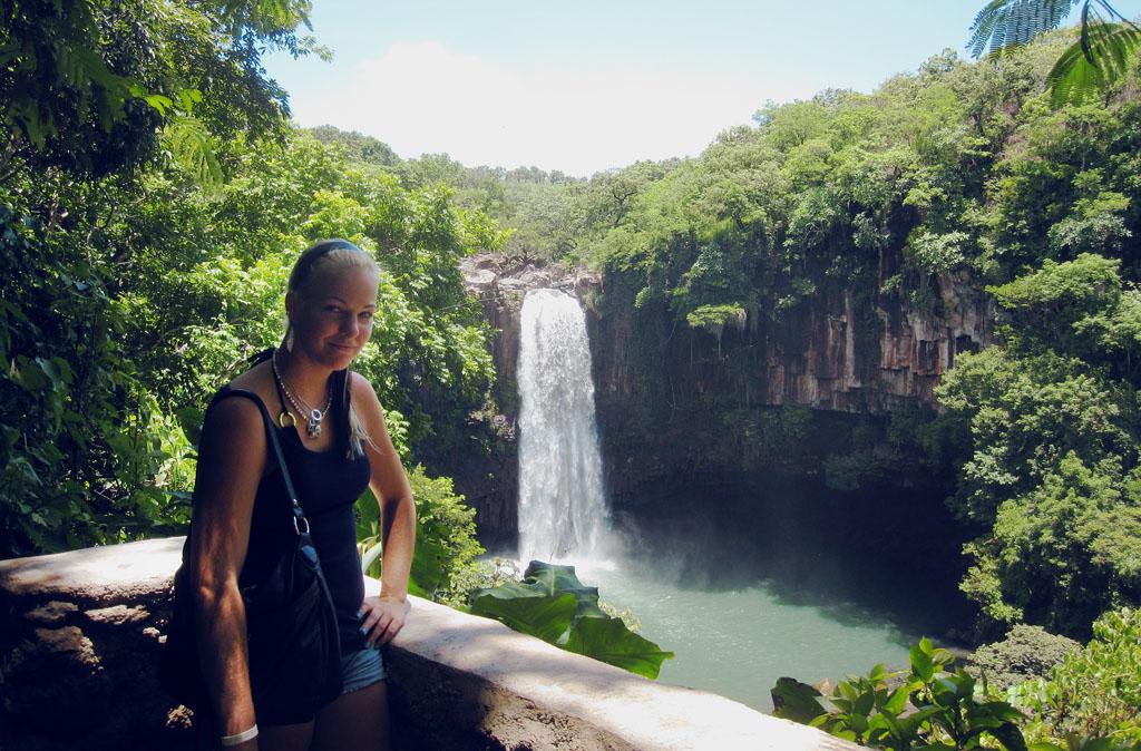 Chinameca & Cascada de San Pedro Soteapan