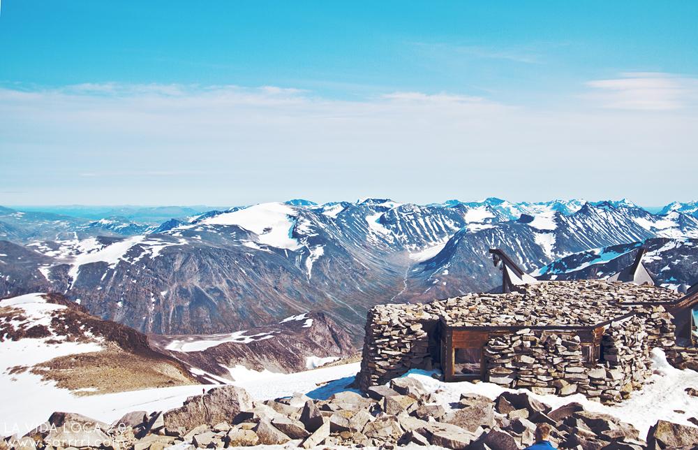 Galdhøpiggen | La Vida Loca 2.0 Travel blog | www.sarrrri.com