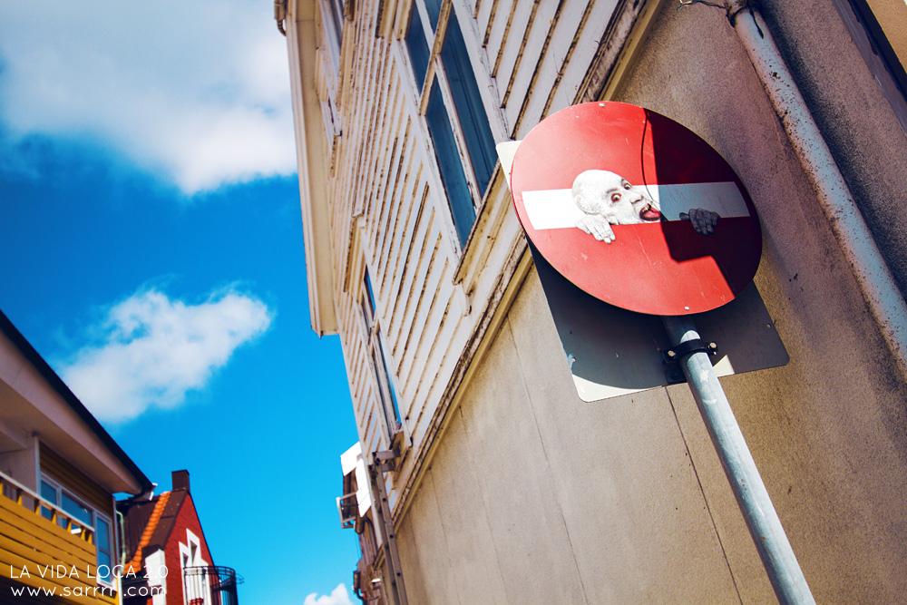 Stavanger norja matkailu katutaide