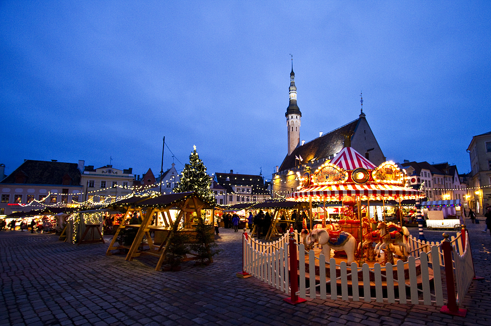 Tallinnan joulumarkkinat | La Vida Loca 2.0 Matkablogi | www.sarrrri.com