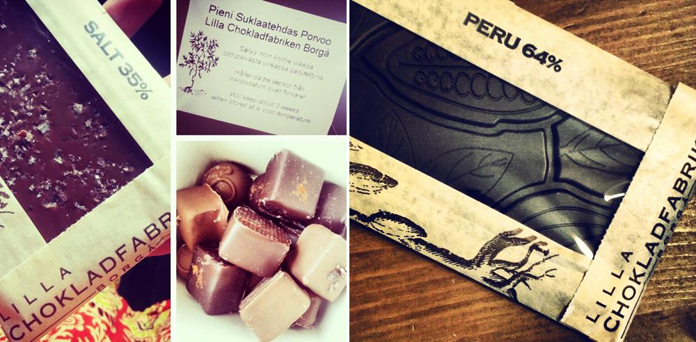 Pieni suklaatehdas | La Vida Loca 2.0 Travel blog | www.sarrrri.com