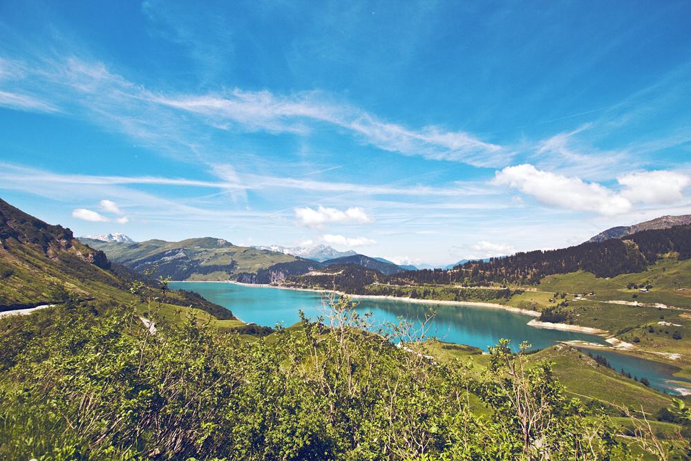 Lac du Chevril | La Vida Loca 2.0 Travel blog | www.sarrrri.com