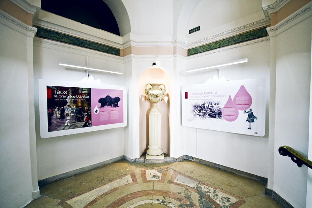 Évian museo | La Vida Loca 2.0 Matkablogi | www.sarrrri.com