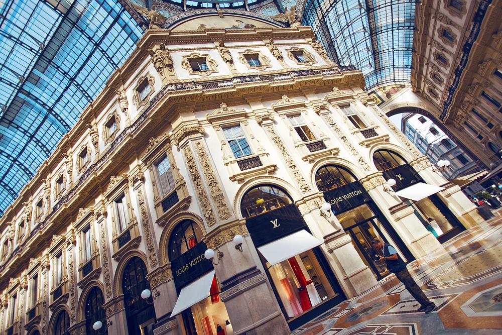 Galleria Vittorio Emanuele II | La Vida Loca 2.0 Travel blog | www.sarrrri.com