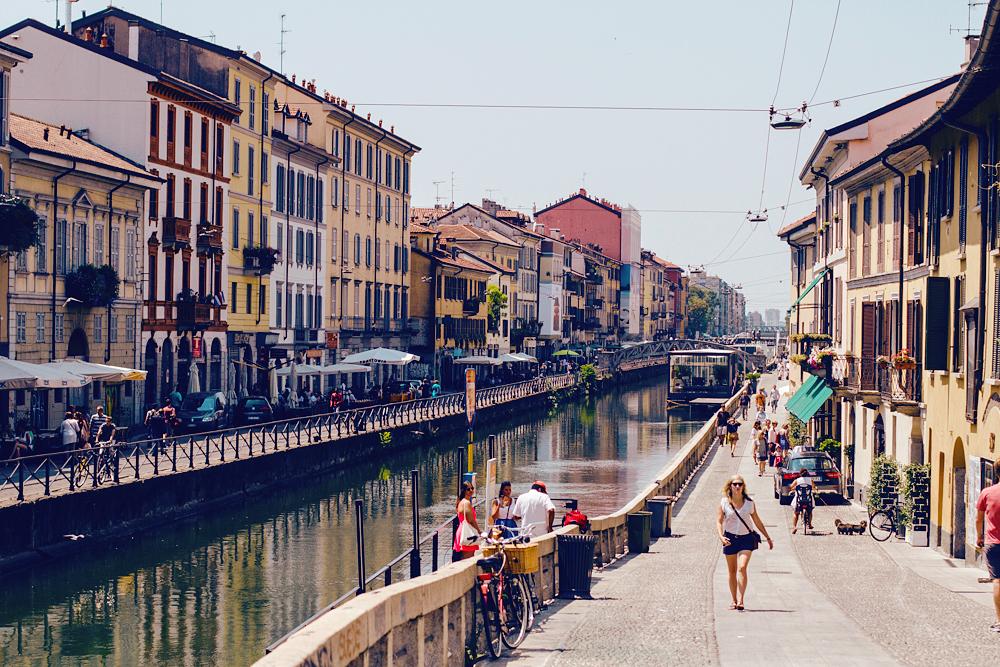 Naviglio Grande Milano | La Vida Loca 2.0 Travel blog | www.sarrrri.com