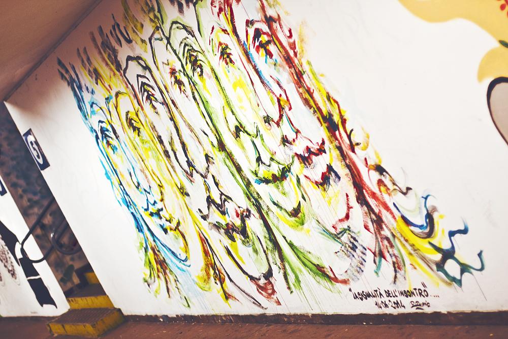 Milano street art | La Vida Loca 2.0 Travel blog | www.sarrrri.com