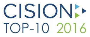 TOP-10 Matkablogit 2016   Cision   www.sarrrri.com