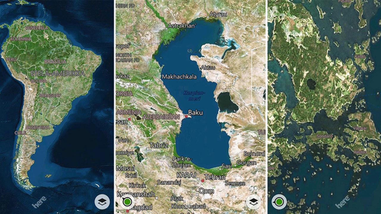 Here Maps Ja Ilmaiset Offline Kartat La Vida Loca 2 0 Matkablogi