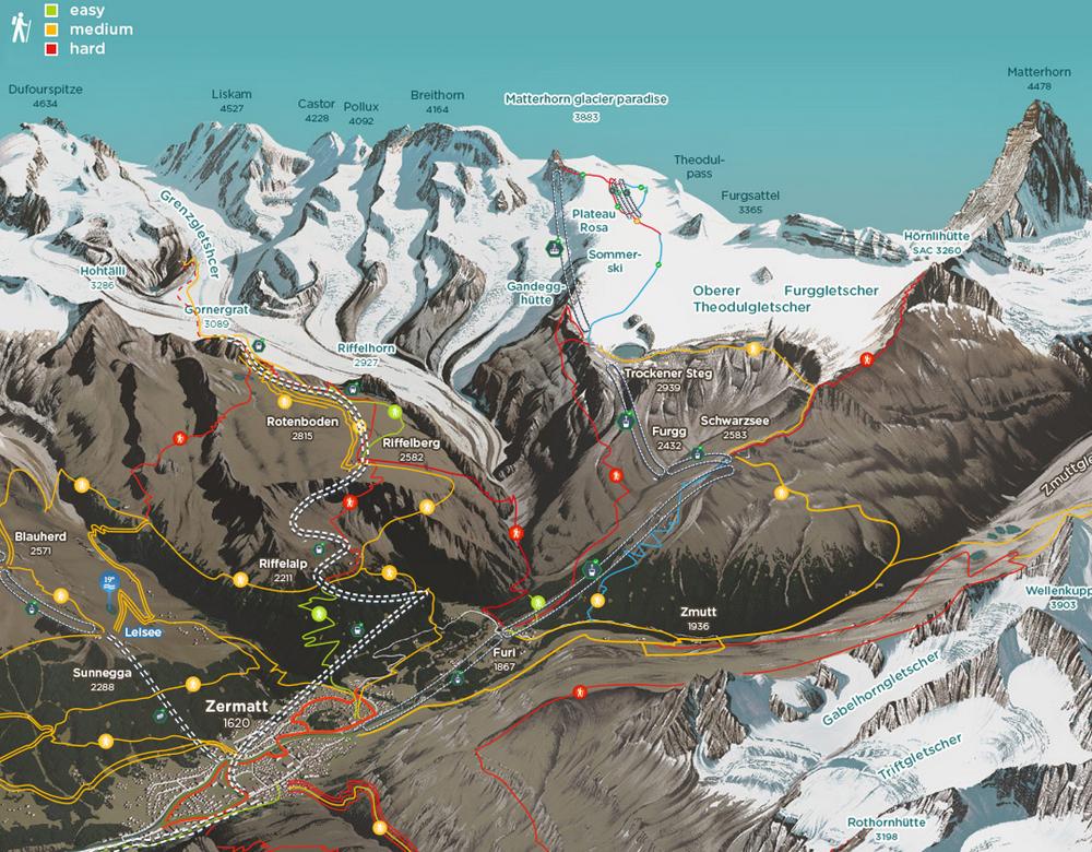 Zermatt | Sveitsi | La Vida Loca 2.0 Travel blog | www.sarrrri.com