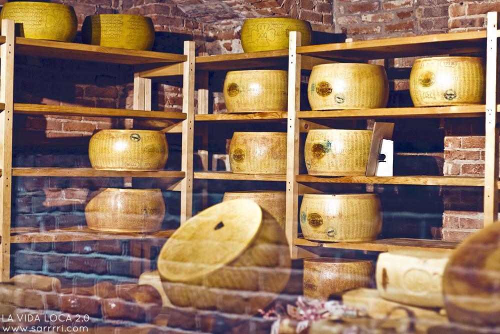 Italialaiset juustot