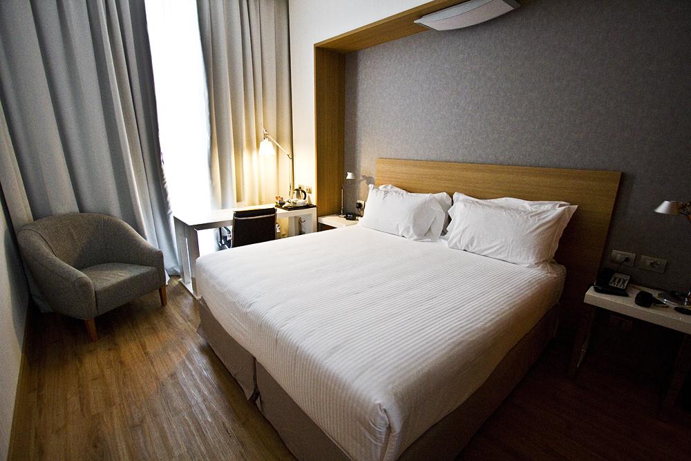 Hilton Garden Inn Milan North | La Vida Loca 2.0 Travel blog | www.sarrrri.com