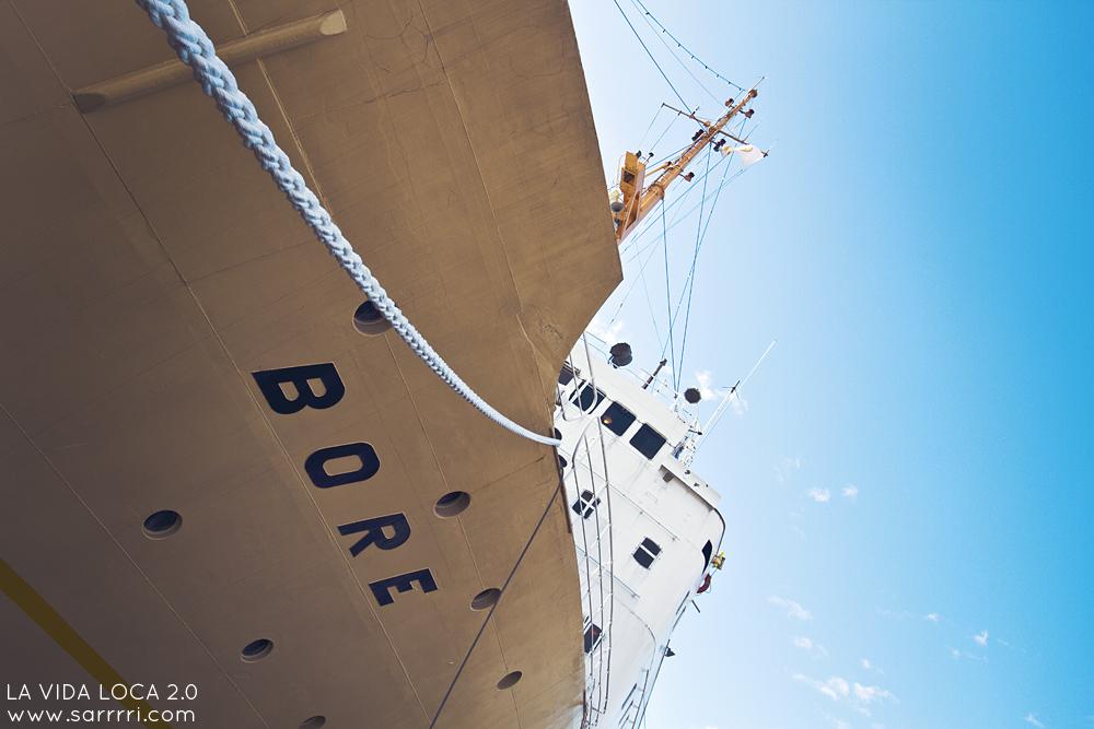 S/S Bore | La Vida Loca 2.0 Travel blog | www.sarrrri.com