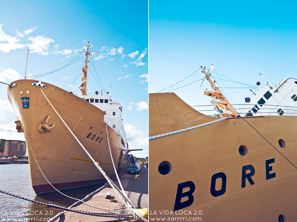 S/S Bore Turku | La Vida Loca 2.0 Travel blog | www.sarrrri.com