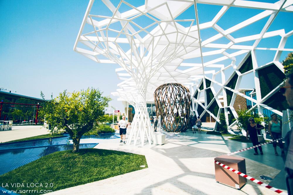 Milanon Maailmannäyttely Turkin paviljonki