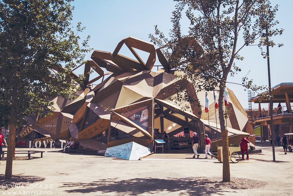 Milanon Maailmannäyttely | Expo Milano 2015 | La Vida Loca 2.0 Matkablogi | www.sarrrri.com