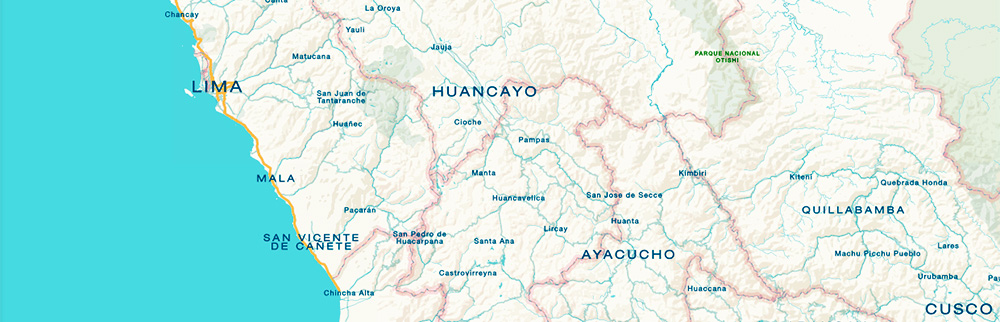 Huancayo | La Vida Loca 2.0 Matkablogi | www.sarrrri.com