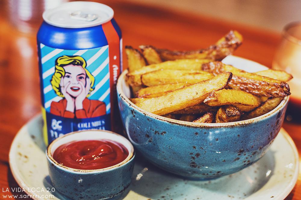 Estonian Burger Factory | La Vida Loca 2.0 Matkablogi | www.sarrrri.com