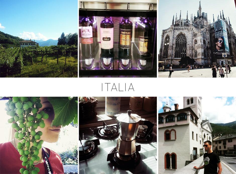 Italia | La Vida Loca 2.0 Matkablogi | www.sarrrri.com