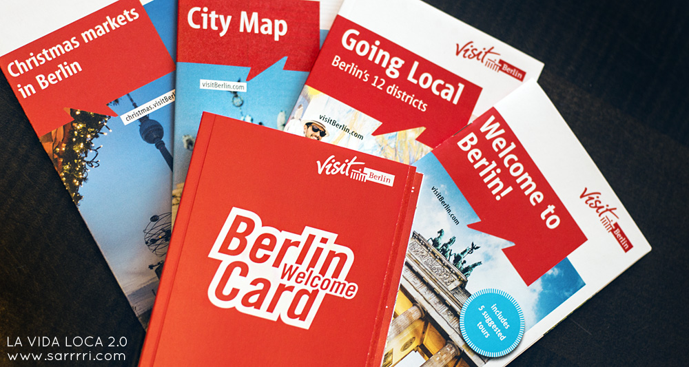 Berliini | La Vida Loca 2.0 Matkablogi | www.sarrrri.com
