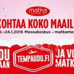 #Tempaudu | La Vida Loca 2.0 Matkablogi | www.sarrrri.com