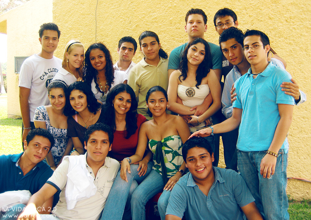 Amigos | La Vida Loca 2.0 Matkablogi | www.sarrrri.com