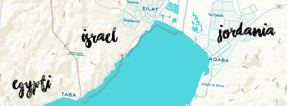 Aqaba, Eilat ja Taba | La Vida Loca 2.0 Matkablogi | www.sarrrri.com