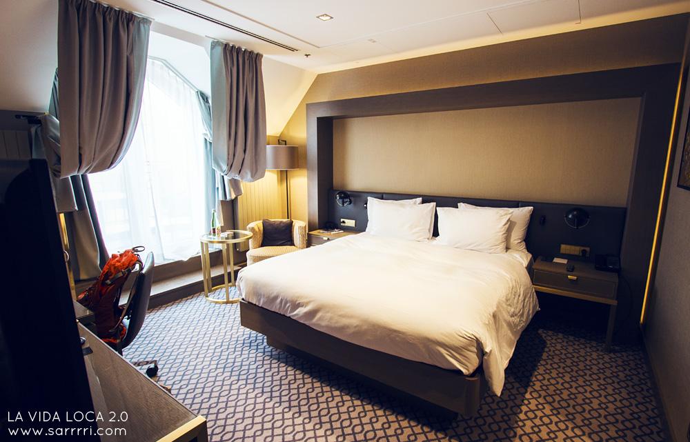 Hilton Vienna Plaza | La Vida Loca 2.0 Matkablogi | www.sarrrri.com
