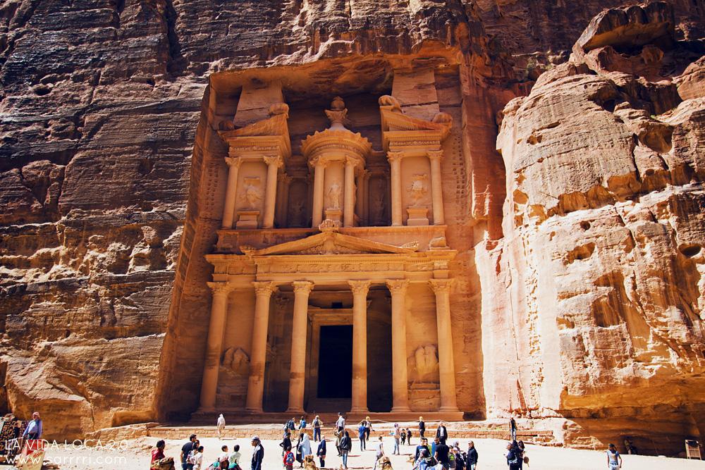 Matkavinkit Jordania Petra