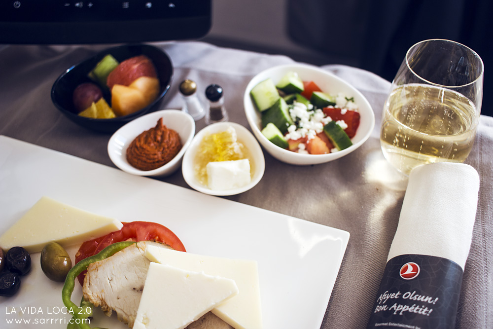 Turkish Airlines Business Class | La Vida Loca 2.0 Matkablogi | www.sarrrri.com