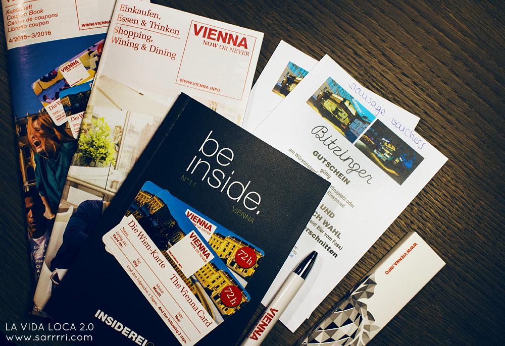 Vienna Card | La Vida Loca 2.0 Matkablogi | www.sarrrri.com