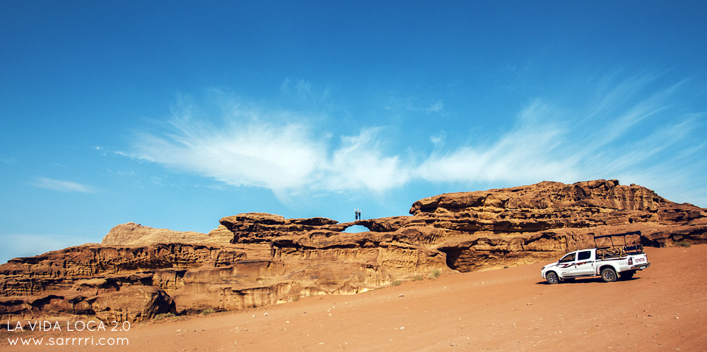 Wadi Rum kaari
