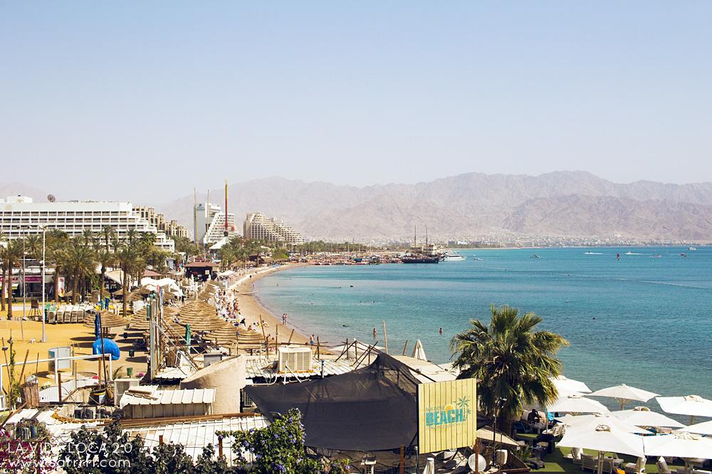 Eilat, Israel | La Vida Loca 2.0 Matkablogi | www.sarrrri.com
