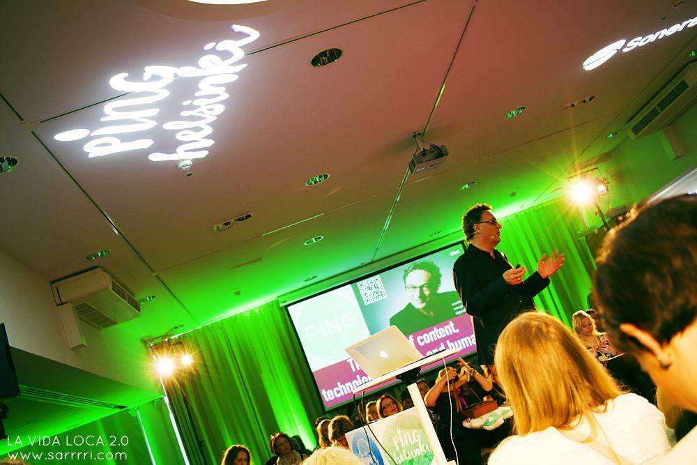 PING Helsinki 2016 | La Vida Loca 2.0 Matkablogi | www.sarrrri.com