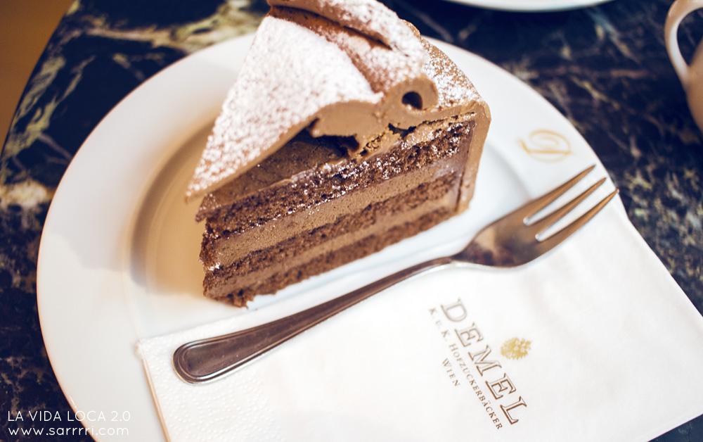 Demel, kahvilat Wien