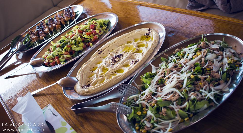 Jordanialainen ruoka hummus