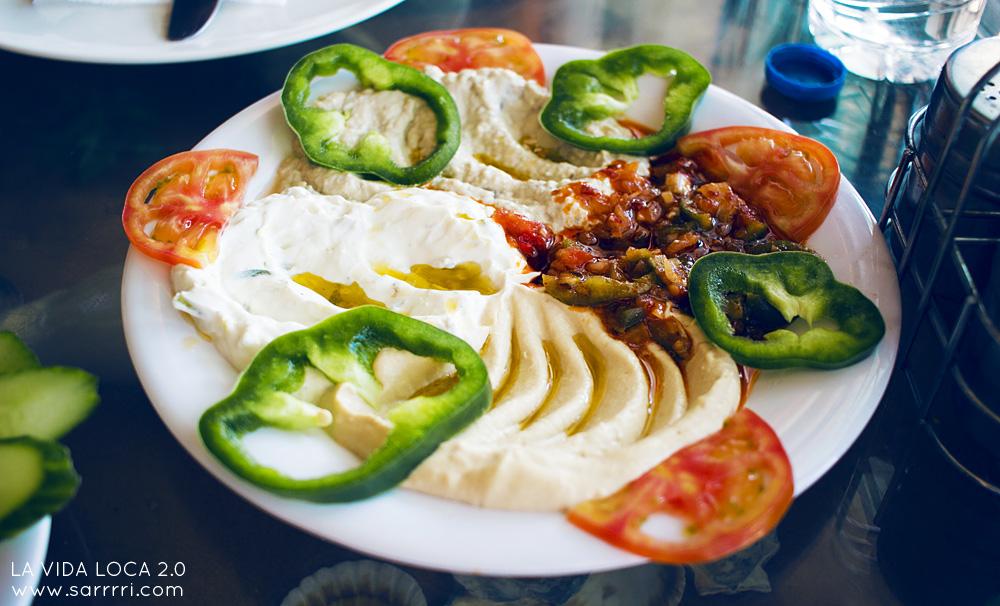 Jordanialainen ruoka matkavinkit aqaba