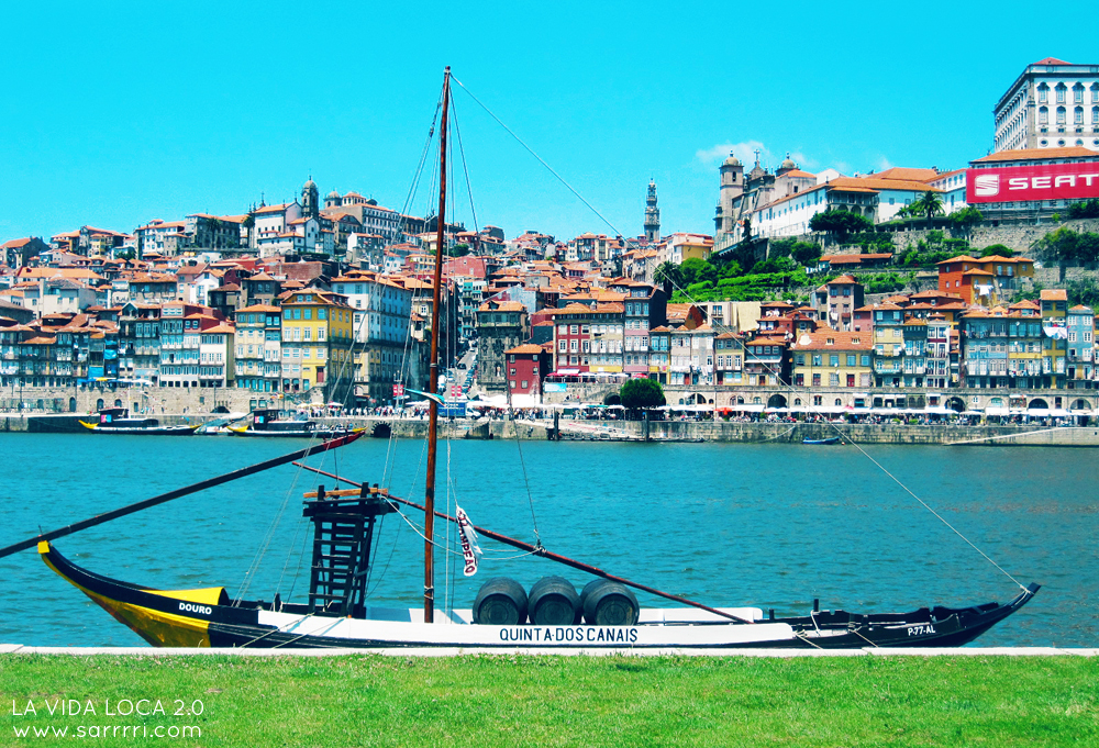 Porto Portugal | La Vida Loca 2.0 Matkablogi | www.sarrrri.com
