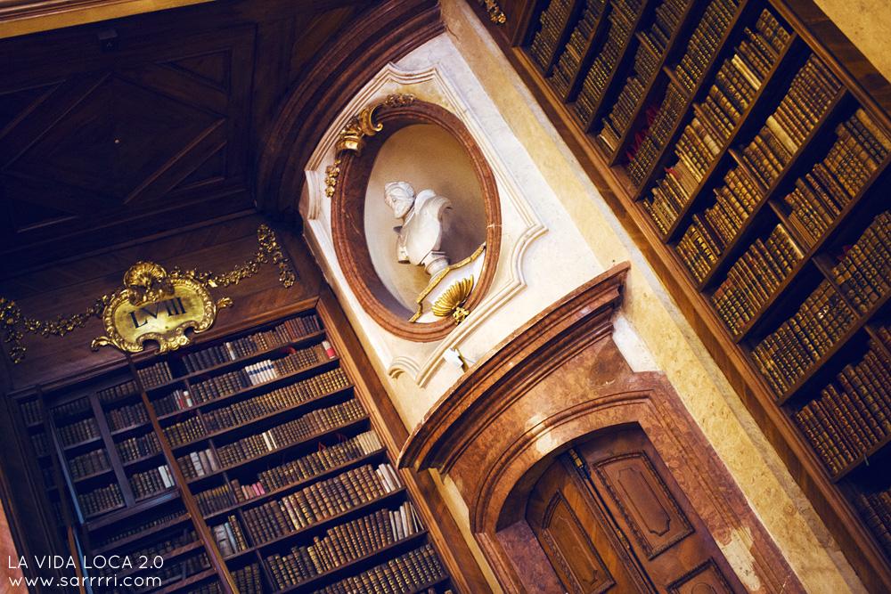 Itävallan kansalliskirjasto | La Vida Loca 2.0 Matkablogi | www.sarrrri.com