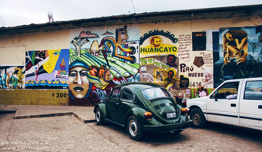 Huancayo, Peru | La Vida Loca 2.0 Matkablogi | www.sarrrri.com