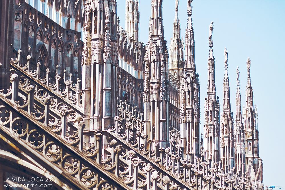 Milano | La Vida Loca 2.0 Matkablogi | www.sarrrri.com