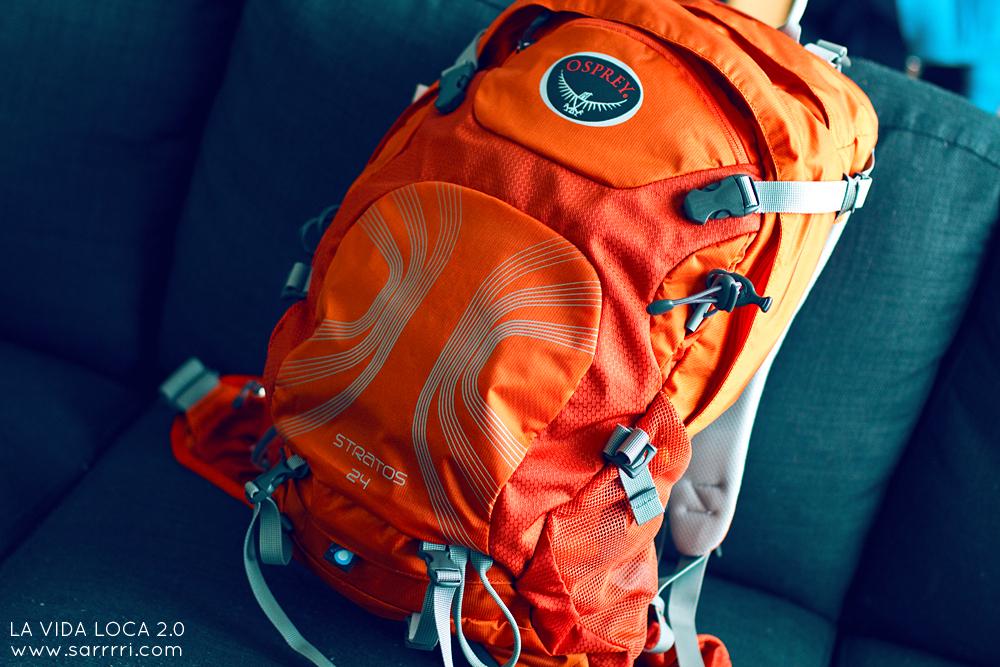 Reppu | La Vida Loca 2.0 Matkablogi | www.sarrrri.com