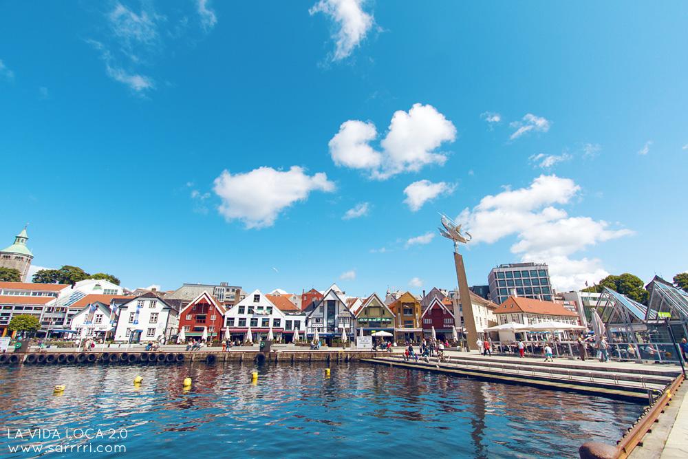 Stavanger norja matkailu satama