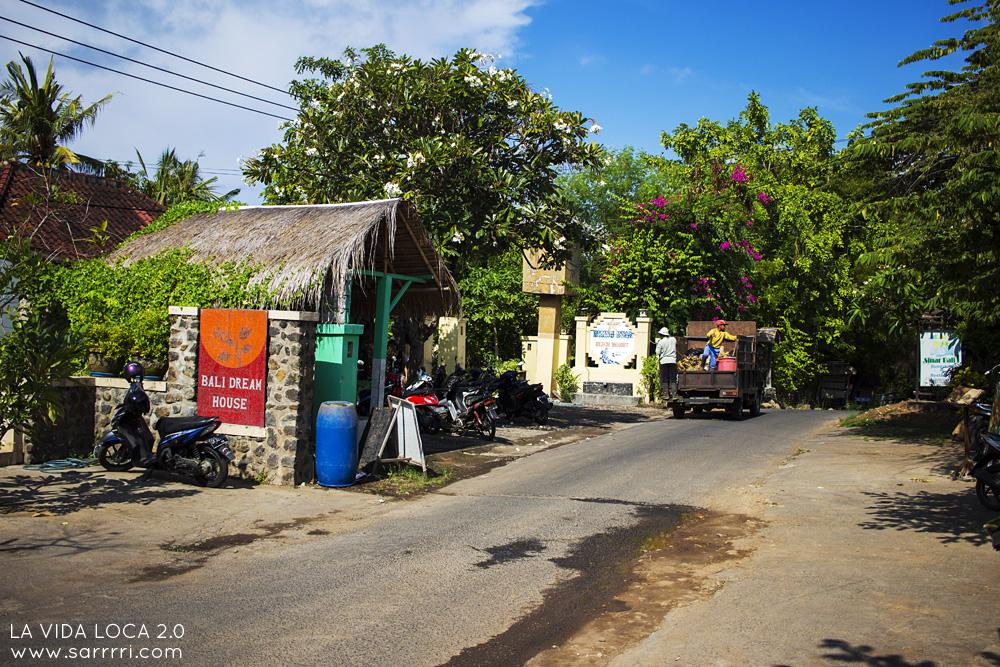 Amed Bali Bunutan