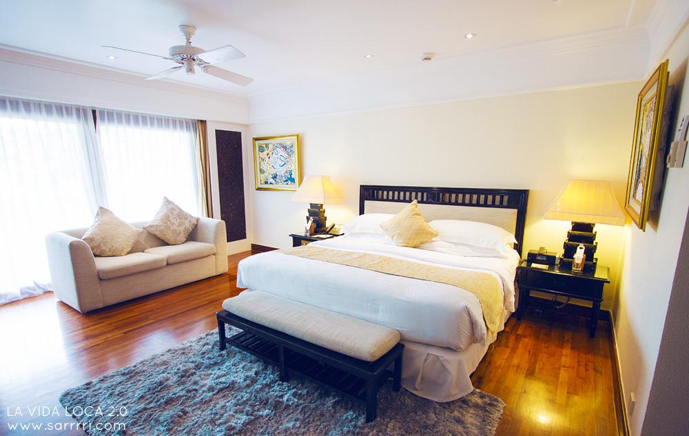 Bukit Suite InterContinental Bali Resort | La Vida Loca 2.0 Matkablogi | www.sarrrri.com