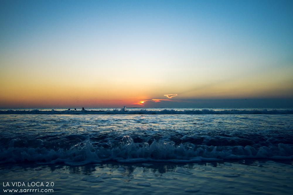 Jimbaran sunset bali