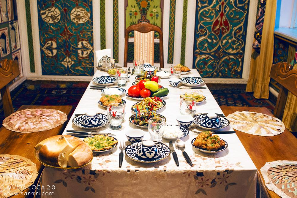 Samarkand Uzbekistan | La Vida Loca 2.0 Matkablogi | www.sarrrri.com