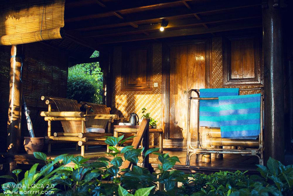 bungalow terassi