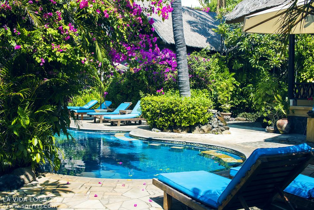 Santai Hotel Bali Amed uima-allas