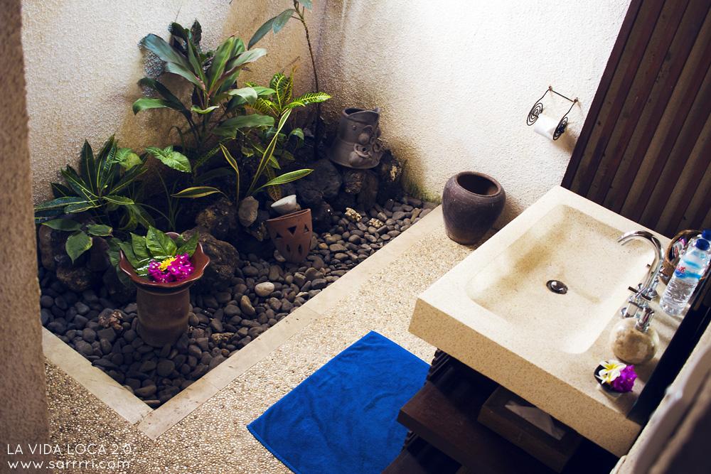 Balilainen kylpyhuone