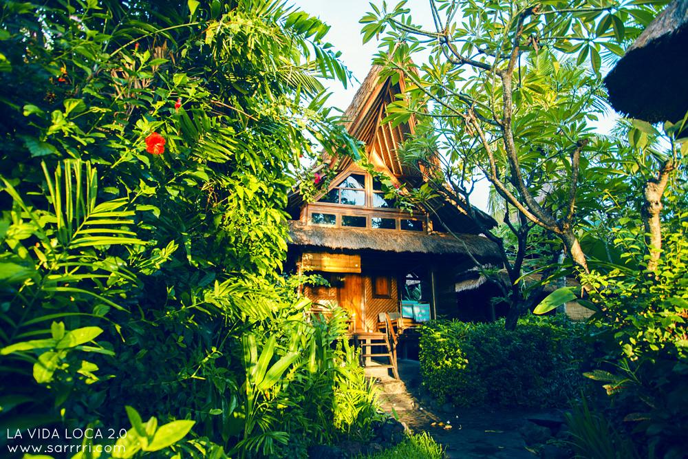 Santai Hotel Bali Amed bungalow